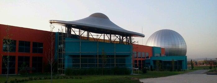 Bilim Deney Merkezi ve Sabancı Uzay Evi is one of Eskişehir.