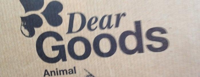 Dear Goods is one of berlin :: vegan.