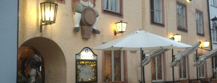 Gasthof Krone is one of Германия.