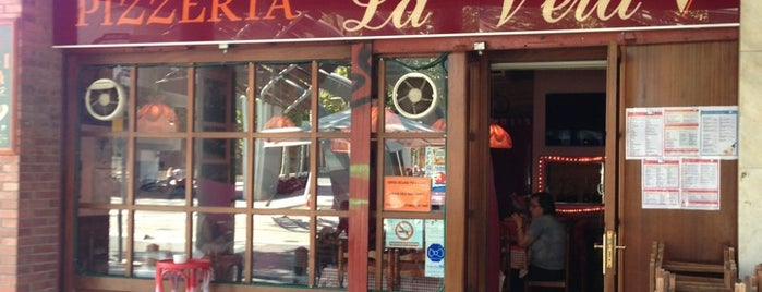 Pizzeria La Vela is one of Deja vu.