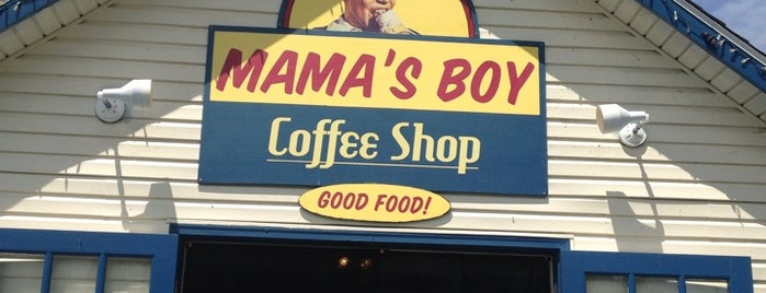 Mama's Boy Coffee Shop is one of Erikさんのお気に入りスポット.