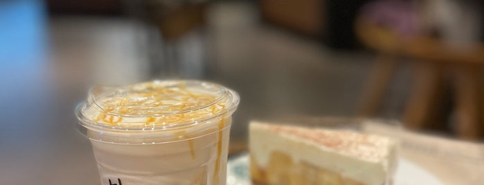 Starbucks is one of Lugares favoritos de Nina.
