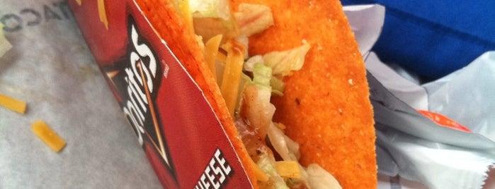Taco Bell is one of Locais curtidos por Christopher.