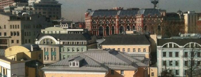 Улица Большая Ордынка is one of Locais curtidos por Ilya.