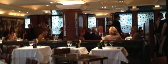 The Ivy Restaurant is one of London's great locations - Peter's Fav's.