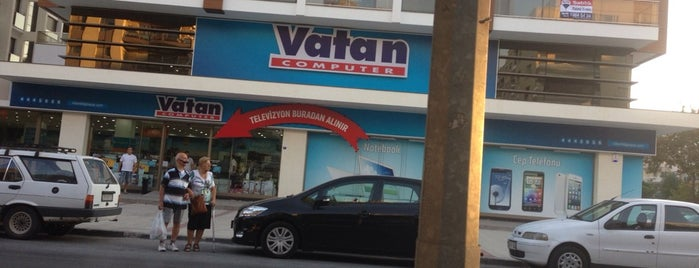 Vatan Bilgisayar is one of Ömer : понравившиеся места.
