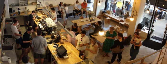EMA espresso bar is one of /r/coffee.