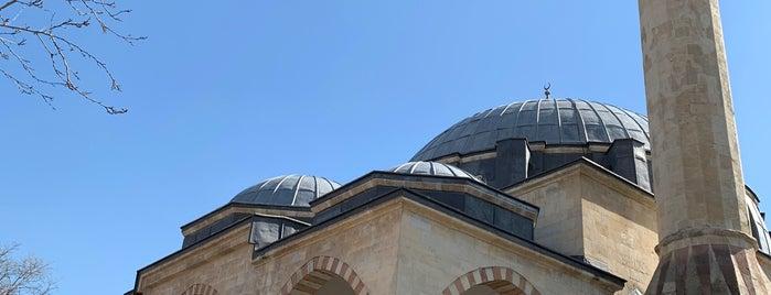 Yeni Cenab-ı Ahmet Paşa Camii is one of Orte, die Ahmet gefallen.