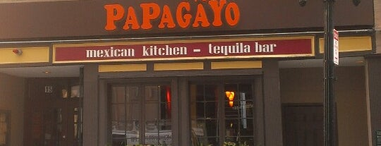 Papagayo is one of Lieux sauvegardés par Whit.