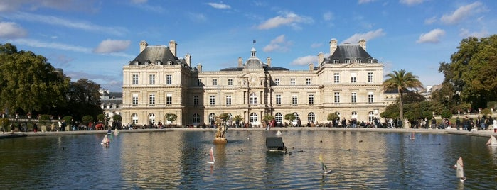 Jardin du Luxembourg is one of Paris, je t'adore....