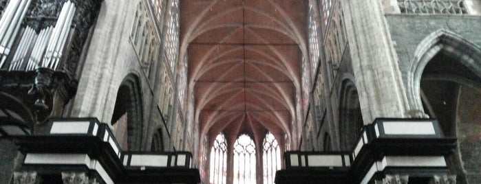 Sint-Baafskathedraal is one of Netherlands, Belgium, and Germany.