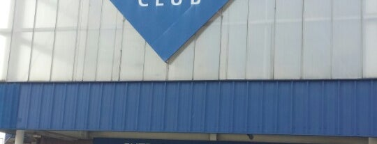 Sam's Club is one of Lugares favoritos de Fernando.