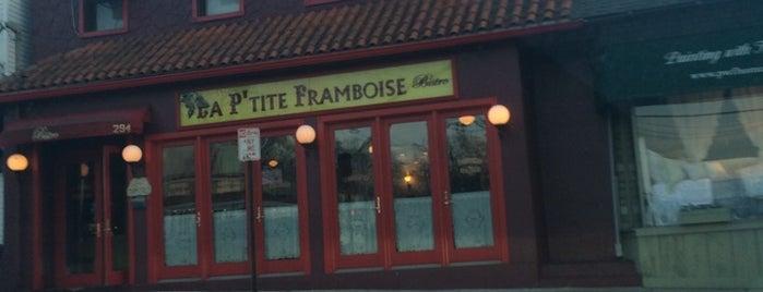 La Petite Framboise is one of Tempat yang Disukai Bryan.
