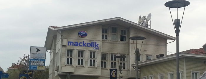 Maçkolik Complex is one of İstanblue.