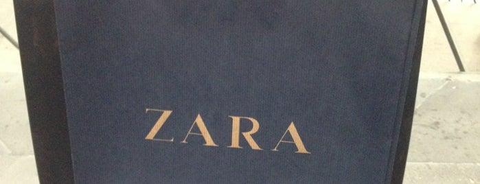Zara is one of Tempat yang Disukai Ernesto.