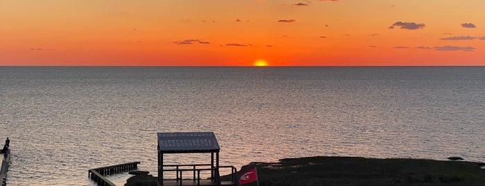 Waterman's Retreat is one of Gretta Kruesi's Top Spots to Surf the Skies.