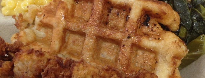 The Waffle Roost is one of City: San Fracisco, CA.