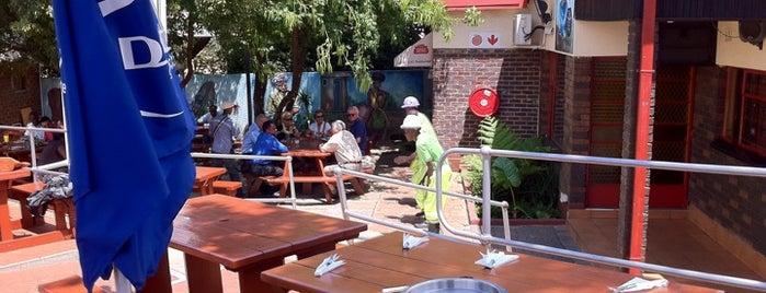 Sakhumzi Restaurant is one of Secret Eats Places.