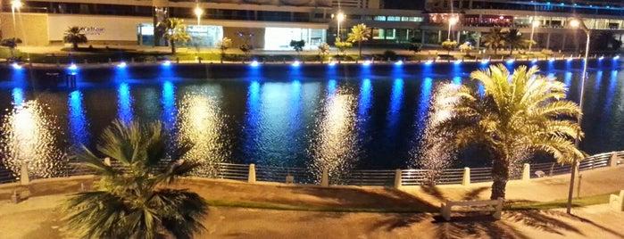Amwaj Islands - The Lagoon Park is one of Posti che sono piaciuti a Mohammad.