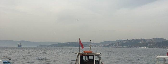 Paşabahçe iskele çay bahçesi is one of ahmet : понравившиеся места.