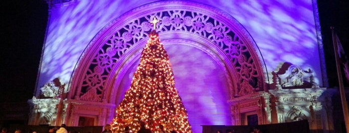 December Nights at Balboa Park is one of Brian 님이 좋아한 장소.