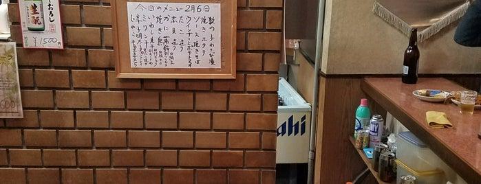 高野酒店 is one of 酩酊・大阪八十八カ所.