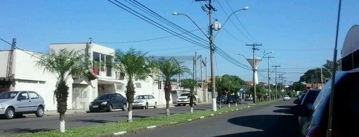 Santa Terezinha is one of Posti che sono piaciuti a João Paulo.
