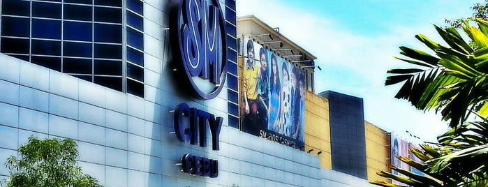 SM City Cebu is one of Lieux qui ont plu à Elaine.