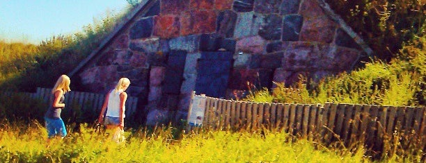 Suomenlinna / Sveaborg is one of Scandinavia & the Nordics.