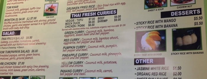 Thai Fresh is one of eats.