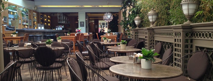 The House Café is one of İstanbul.