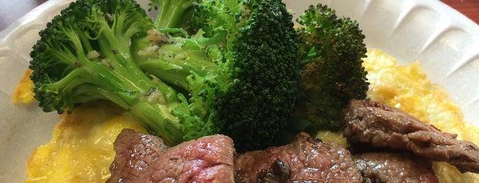 Blazin Steaks Atkinson Grill is one of Honolulu.