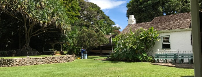 Bailey House Museum is one of Maui Vacation - 9/13.