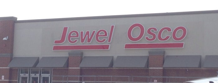 Jewel-Osco is one of Posti che sono piaciuti a Kate.