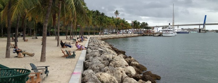 Bayfront Park is one of New Times' Best of Miami.
