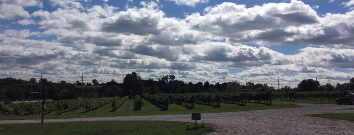 Stone Pillar Vineyard & Winery is one of Lieux qui ont plu à Jessica.