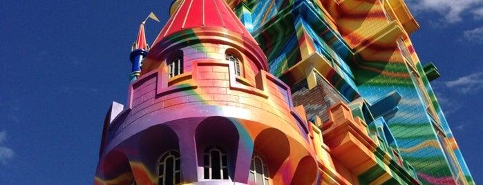 Castelo das Nações is one of Beto Carrero World.