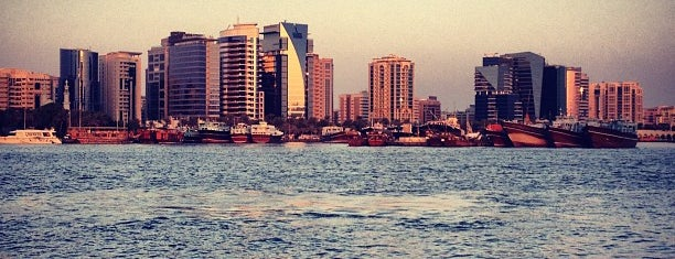 Dubai Creek is one of Favorite affordable date spots.