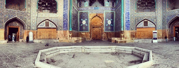 Sheikh Lotfollah Mosque | مسجد شیخ لطف الله is one of Top photography spots.