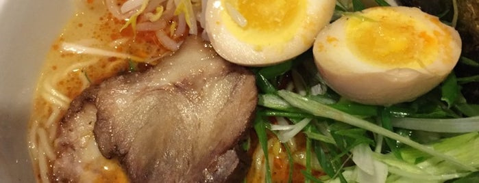 Totto Ramen is one of Food To Done.