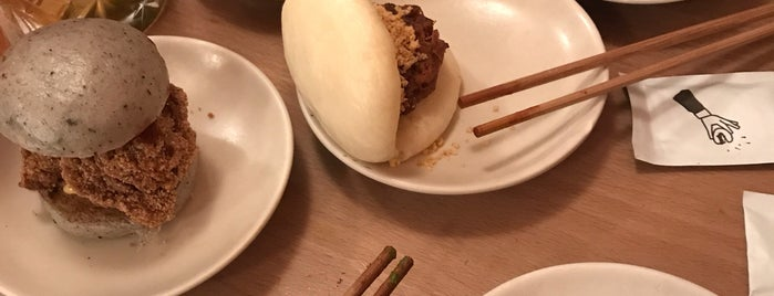 Bao is one of London Eat.