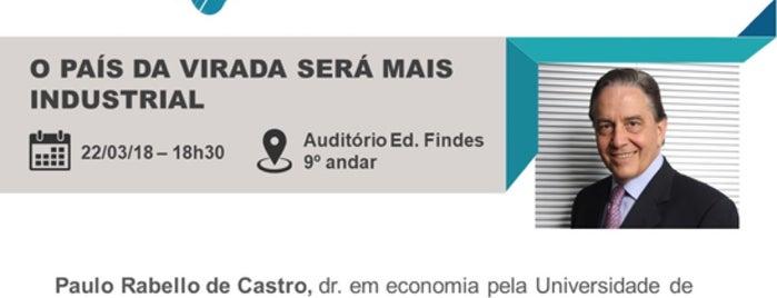 Federação das Indústrias do Espírito Santo (FINDES) is one of Lieux qui ont plu à Juliana.