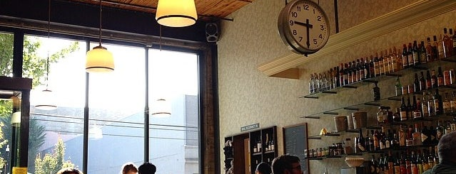 Café Presse is one of Seattle.