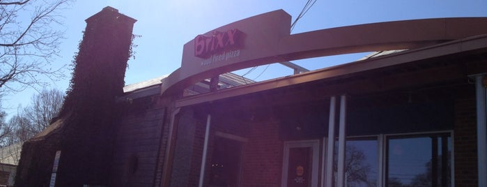 Brixx Wood Fired Pizza is one of Charlotte Veggies.