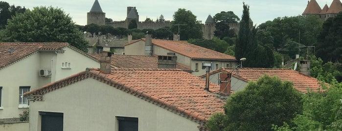 ibis Styles Carcassonne La Cité is one of Brujita 님이 좋아한 장소.