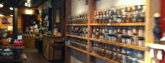 The Spice & Tea Exchange of Savannah is one of Savannah.