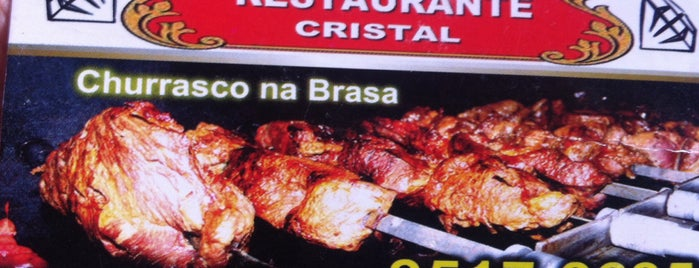 Restaurante Cristal is one of Pra matar a fome.