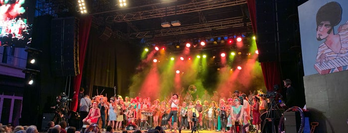 Trefpunt Festival is one of สถานที่ที่ Björn ถูกใจ.