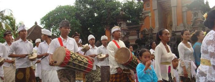 Ubud is one of Bali Indonesia.