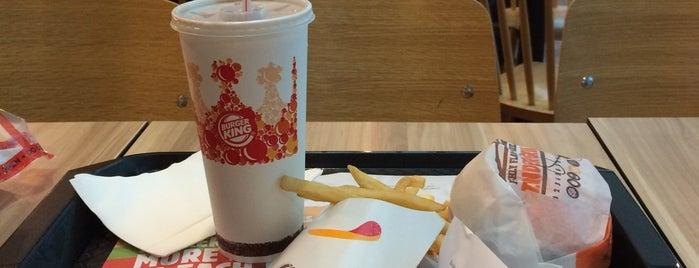 Burger King is one of Singapore and HongKong Holiday 2016.